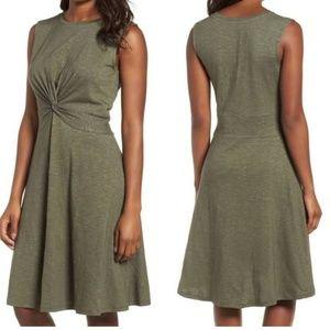 NWT Caslon Olive Sarma dress size L